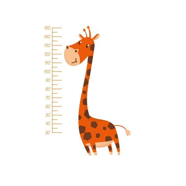SIenų lidpukas Žirafos ūgis