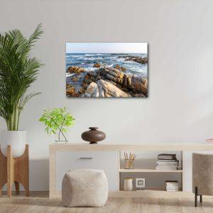 Fotodrobė Vandenyno uolos