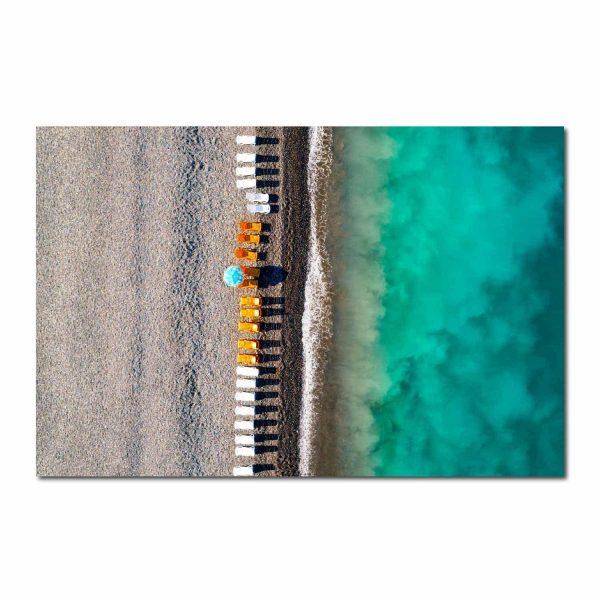 Fotodrobė Tropinis paplūdimys
